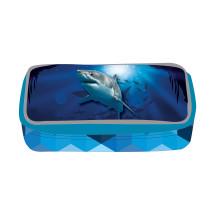Пенал Comfy Lumi Shark без наполнения