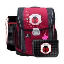 Ранец Customize-Me Miss Ladybug с наполнением