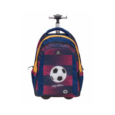 Рюкзак на колесах Easy-Go Football Club