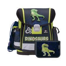 Ранец Classy Dinosaurs с наполнением