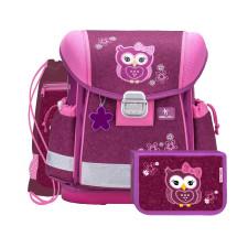 Ранец Classy Pretty Owl с наполнением