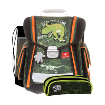 Ранец Sporty Dino с наполнением
