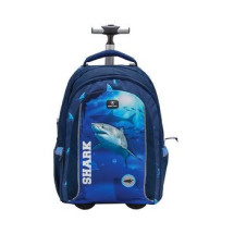 Рюкзак на колесах Easy-Go Shark