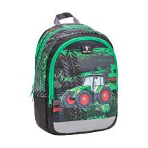 Рюкзак дошкольный Kiddy Трактор