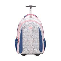 Рюкзак на колесах Easy-Go Elegant Flower