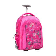 Рюкзак на колесах Easy-Go Tropical Flamingo