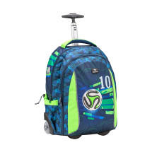 Рюкзак на колесах Easy-Go Soccer