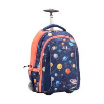 Рюкзак на колесах Easy-Go Planets