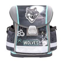 Ранец Classy Wolf с наполнением