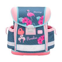 Ранец Classy Flamingo Paradise с наполнением