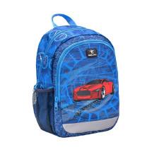 Рюкзак дошкольный  Kiddy Plus Авто