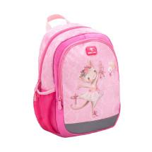 Рюкзак дошкольный Kiddy Plus Балерина