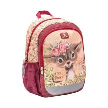 Рюкзак дошкольный Kiddy Plus Бэмби