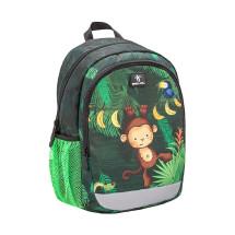Рюкзак дошкольный Kiddy Plus Джунгли