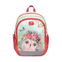 Рюкзак дошкольный Kiddy Plus Ежик