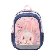 Рюкзак дошкольный Kiddy Plus Зайка