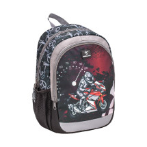 Рюкзак дошкольный Kiddy Plus Мото