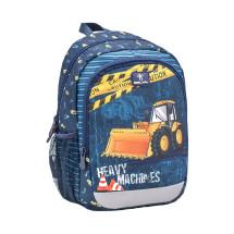 Рюкзак дошкольный Kiddy Plus Стройка