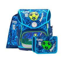 Ранец Compact Play Football с наполнением