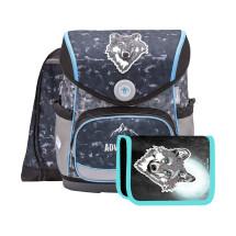 Ранец Compact Wolf с наполнением