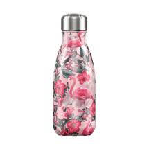 Термос Chilly's Bottles Tropical Flamingo, 260 мл