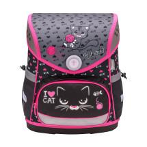 Ранец Compact I Love Cat с наполнением