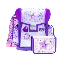 Ранец Classy Shining Star Purple с наполнением