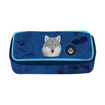 Пенал Comfy Lumi Wolf без наполнения